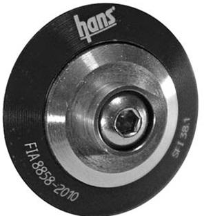 HANS-ANCORAGEM- KIT FIX. CAP. - STANDARD CLIP